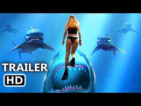 DEEP BLUE SEA 2 Official Trailer (2018) Shark Movie HD