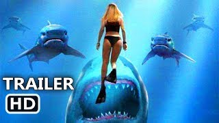 Video DEEP BLUE SEA 2 Official Trailer (2018) Shark Movie HD download MP3, 3GP, MP4, WEBM, AVI, FLV Juli 2018