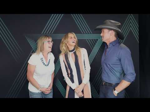 Jackie Rae Interviews Tim & Faith