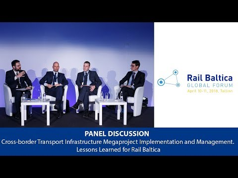 Panel Discussion: Cross-border Transport Infrastructure Megaproject Implementation | RBGF 2018