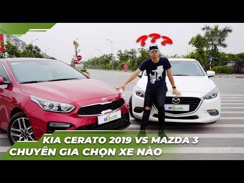 """[Xế Cưng – Đối Đầu] KIA CERATO 2019 vs MAZDA 3 –  Sự chọn lựa của """"Chuyên Gia""""???"""