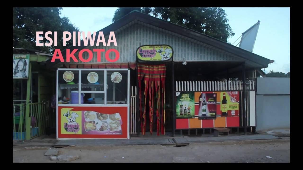 Download Esi Piiwaa and Akoto Comedy