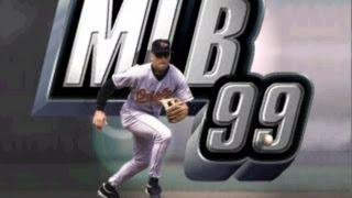 MLB 99 Intro