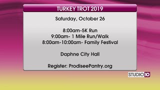 Lace Up Your Shoes for Turkey …