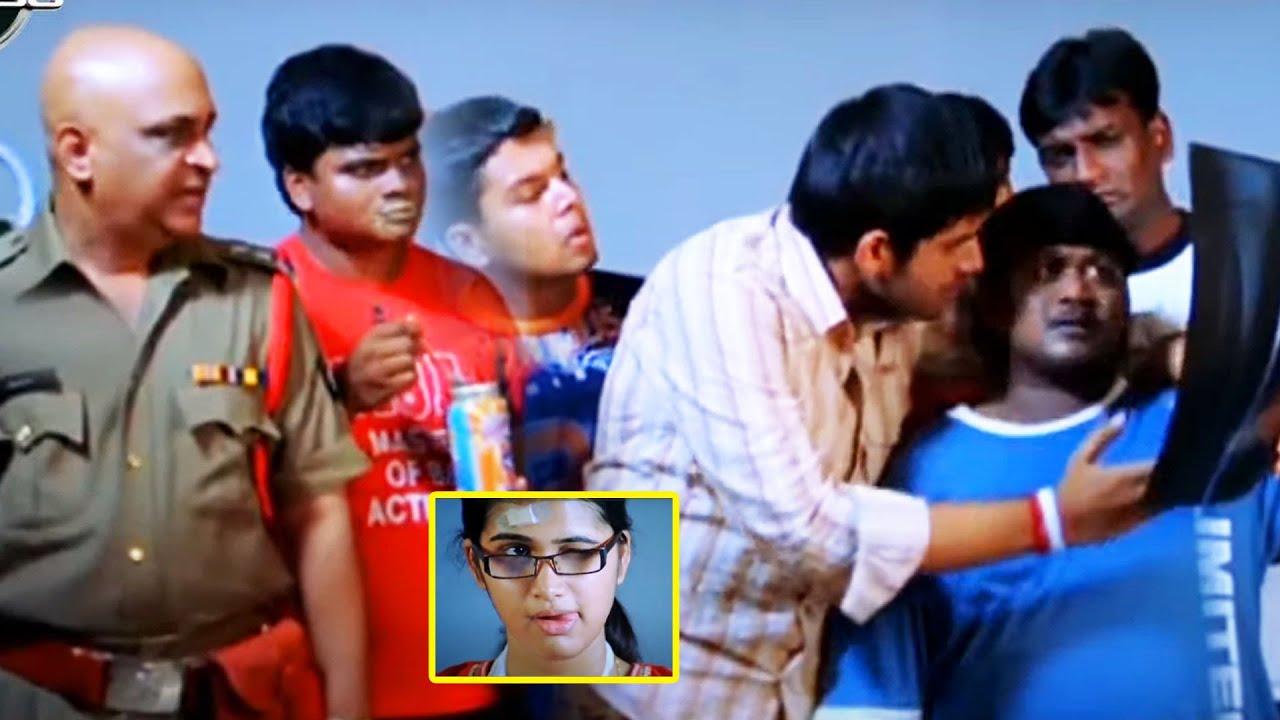 Download Yasho Sagar, Sneha Ullal & Sunil Latest BlockBuster Superhit Comedy Movie Part -4    Vendithera