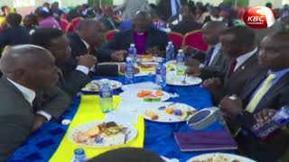 Raila Odinga is ready to be subjected to a lifestyle audit