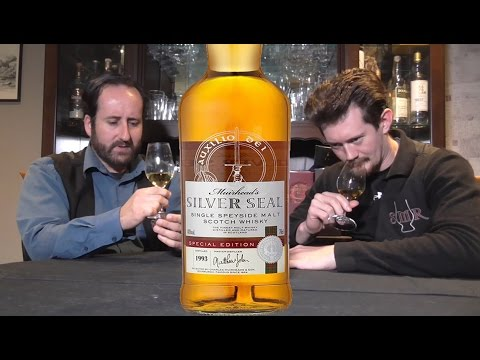 Muirhead's 'Silver Seal' 16 Year Old Single Malt: The Single Malt Review Episode 98
