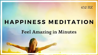 Happiness Meditation (Guided Mediтation for Positive Energy) ❤️