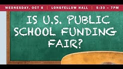 Is U.S. Public School Funding Fair? | Askwith Forum