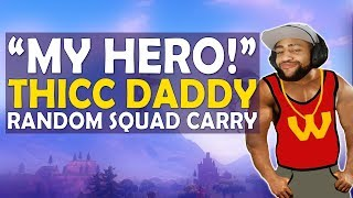 """MY HERO!"" THICC DADDY 