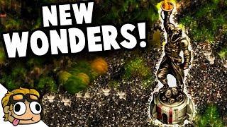 6 WONDERS, HUGE NEW UPDATE! | They Are Billions Beta 0.8 Update Gameplay