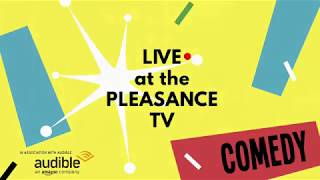Live at the Pleasance 2017: Ep. 3 with Pierre Novellie