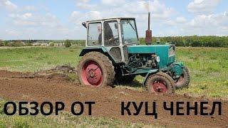 SpinTires 2015 Трактора ЮМЗ 6 К обзор и тест драйв на бездорожье в грязи, тракторы СССР