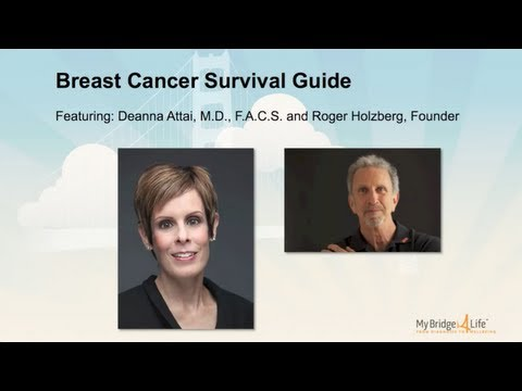 Breast Cancer Survival Guide - Trailer | My Bridge 4 Life