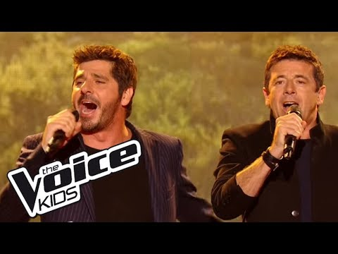 The Voice Kids 2015 | Patrick Fiori et Patrick Bruel - Corsica (Petra Guelfucci) | Finale