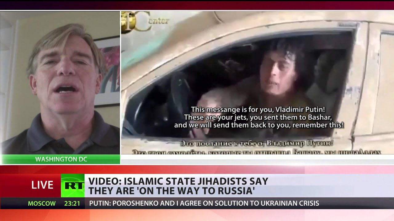 Chechen leader on isis threat to russia they will be destroyed where