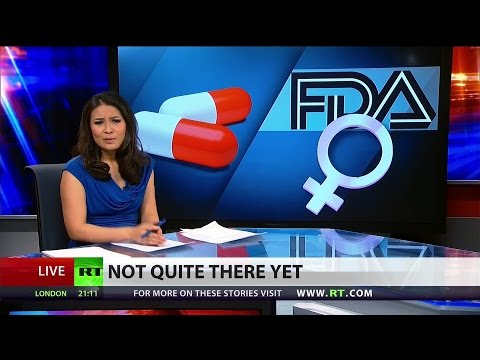 The FDA examine 'Female Viagra'