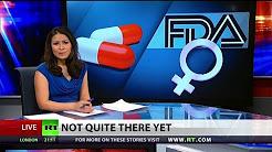 The FDA examine 'Female Viagra'