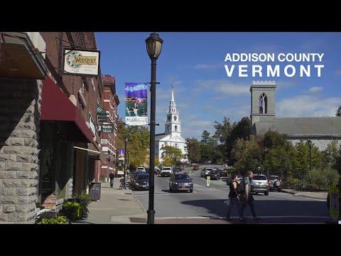 Addison County, Vermont