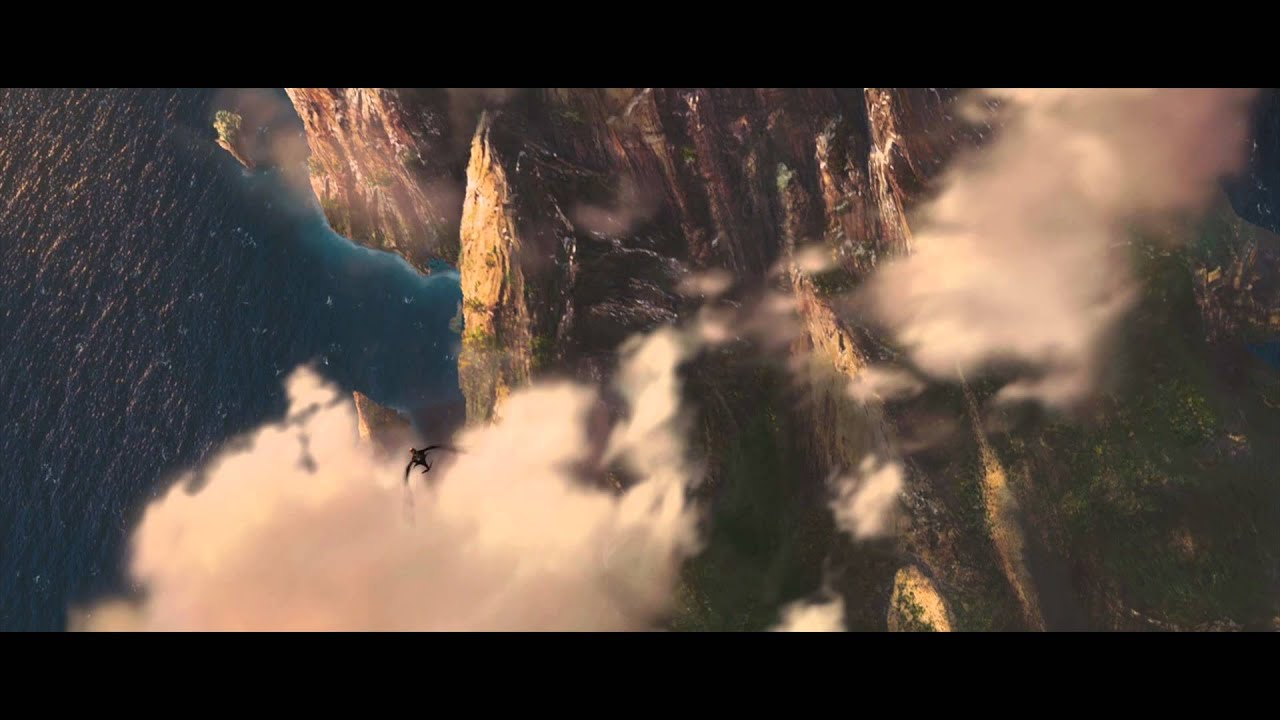 How to train your dragon romantic flight scene 4k hd youtube ccuart Image collections