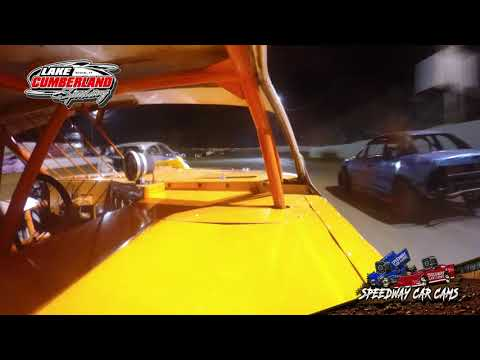 #7X Dylan Stevens - Pony - 8-25-18 Lake Cumberland Speedway - In Car Camera