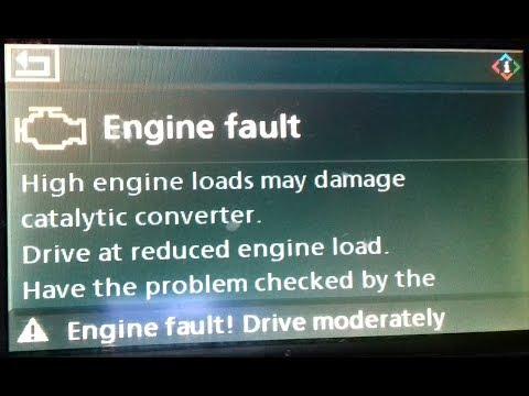 Engine fault BMW E60 jak naprawić