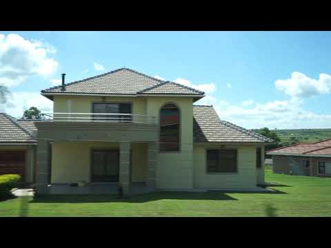 You Won't Believe These Houses Exist In Swaziland 🇸🇿 !