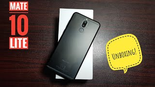 Huawei Mate 10 Lite Unboxing!