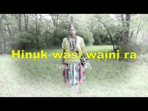HoChunk Renaissance - Female Regalia