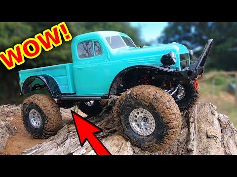 TESTING the BEST Banggood RC Crawler Car I've EVER Had