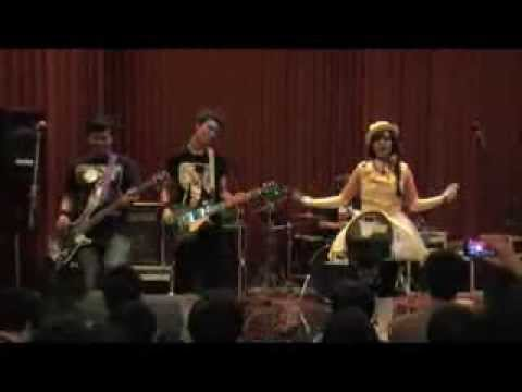 【Anisong cover】 Henohenomoheji - BIOS (Live at Grand Cosplay Ball Cimahi)