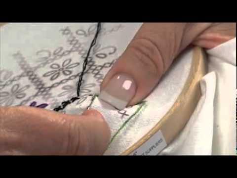 Embroidery 101 Basic Stitches Youtube
