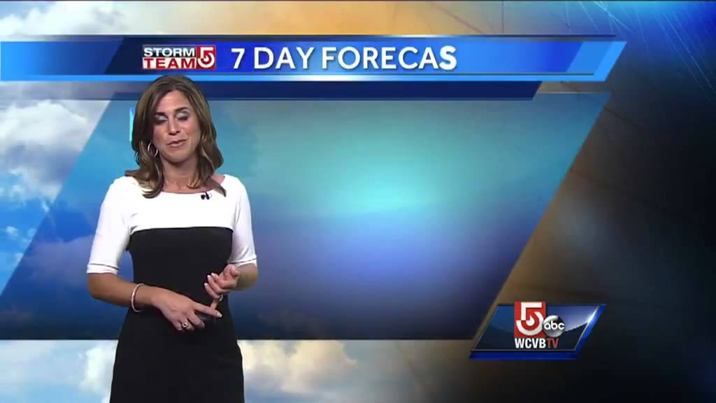 channel 5 boston weather forecast