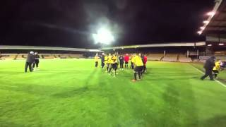 Rushall Olympic 4 Kidsgrove Athletic 1   Staffordshire Senior Cup Final 2015 2016