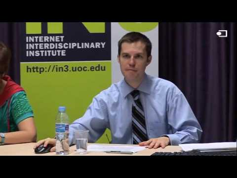 Mike Jensen - The Internet and Indifference: Online Political Participation in the USA  & Spain