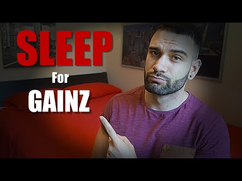 Lack Of Sleep is Killing Your Muscles Gains