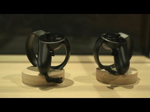 Oculus Touch reviewed