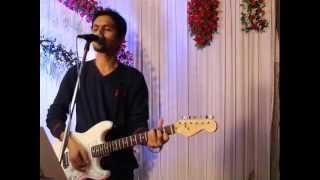 Chahun Mein Ya Na ( Singing Chahun Mein Ya Na on Karaoke, 1st July 2014 )