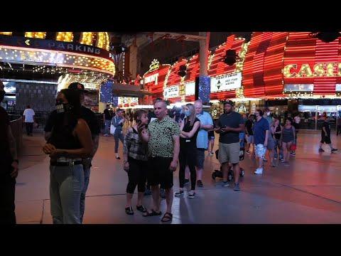 Las Vegas Casinos Reopen After Coronavirus Closure