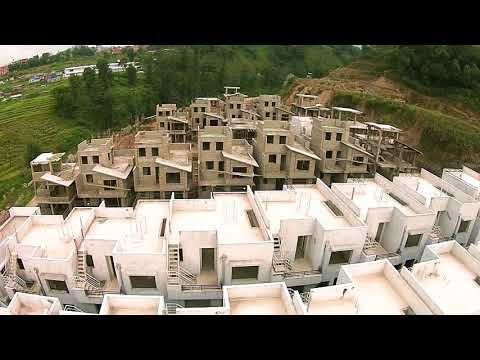 A beautiful housing project in Nepal - Scenic housing