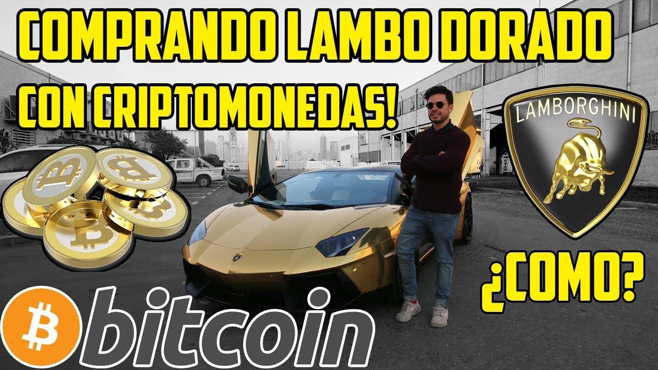 lamborghini bitcoin kereskedő