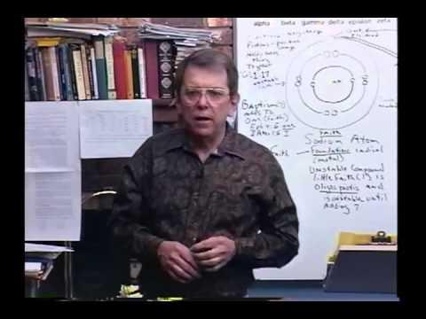 #1121 Biblical Chemistry: Ye Are The Sodium Chloride (NaCl-SALT) Of The Earth (Matt 5:13)..