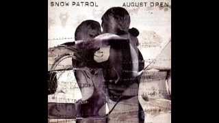 Watch Snow Patrol It Doesnt Matter Where Just Drive video