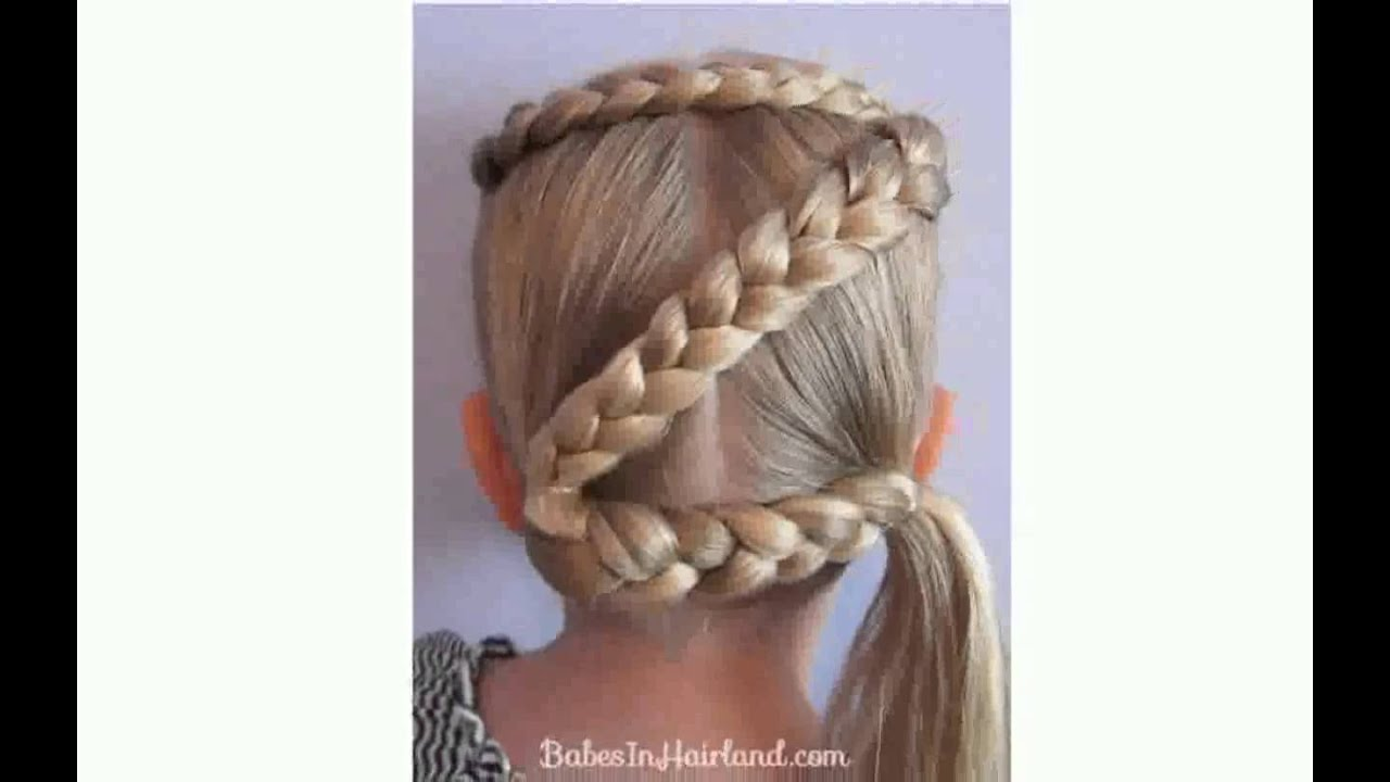 Cute Hairstyles For Graduation Youtube