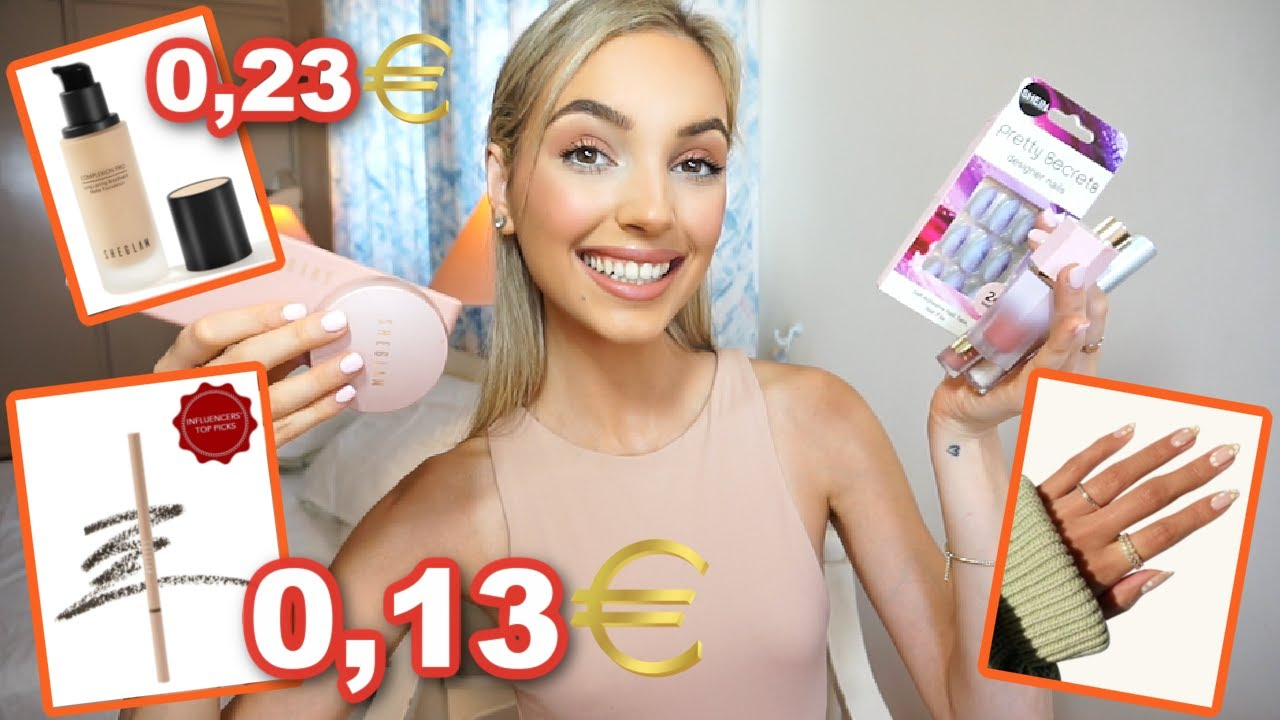 ΔΟΚΙΜΑΖΩ ΚΑΛΛΥΝΤΙΚΑ ΑΠΟ ΤΟ SHEIN *με 0,13€* | Manuella