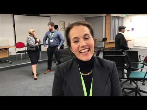 Cllr. EHDC expressing views: Charity Reception - East Hampshire District Council