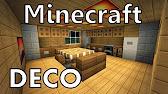Minecraft : Comment Créer une Belle Chambre - YouTube