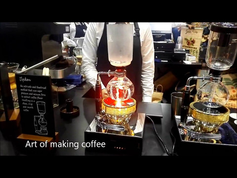 Coffee Festival in Muala Lumpur May 2017