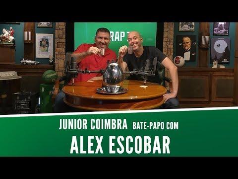 """Alex Escobar volta a falar sobre relação complicada com filho: """"eu não sei explicar"""""""