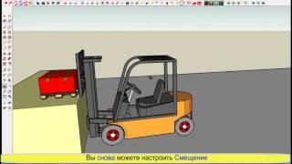 Animator Бета -  Урок 3 - Финальная анимации объектов